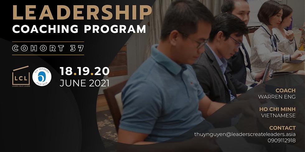 Leadership Coaching Program - Cohort 37