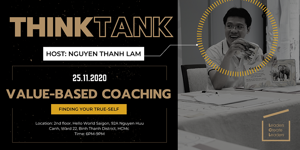 THINKTANK- Finding your true-self