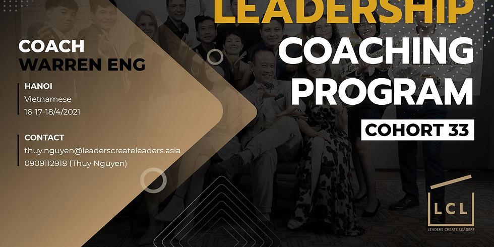 [HN] Leadership Coaching Program - Cohort 33 (Vietnamese)