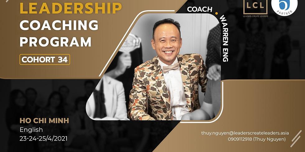 [HCM] Leadership Coaching Program - Cohort 34 (English)
