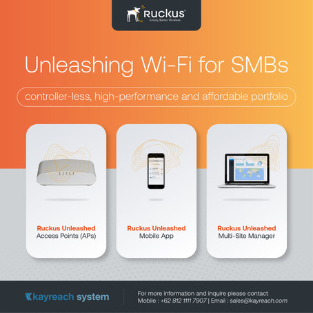 Unleashing Wi-Fi for SMBs