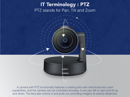 IT Terminology : PTZ