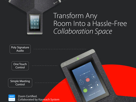 Transform Any Room Into a Hassle-Free Collaboration Space