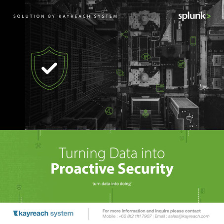 Turning Data into Proactive Security