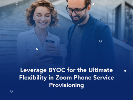 Bring Your Own Carrier to Zoom Phone
