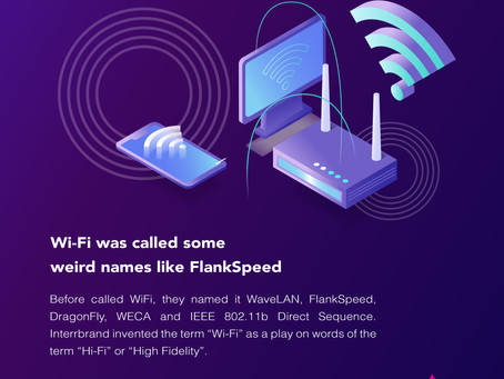 Funny Fact About WiFi
