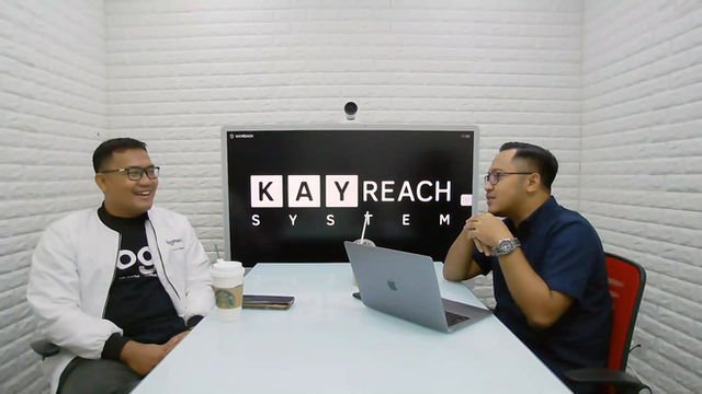 Video podcast Kayreach series #3