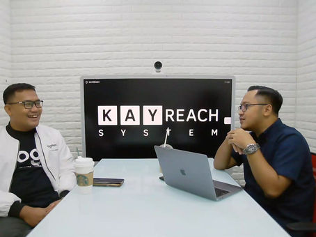 Video podcast Kayreach series #3