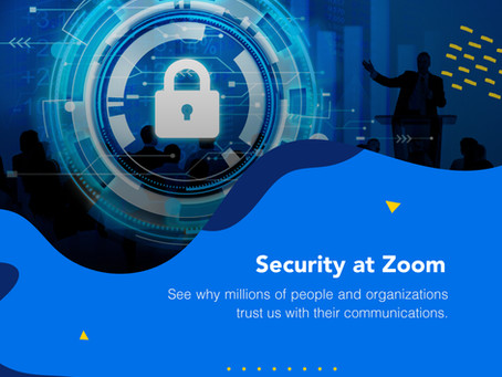 Security at Zoom