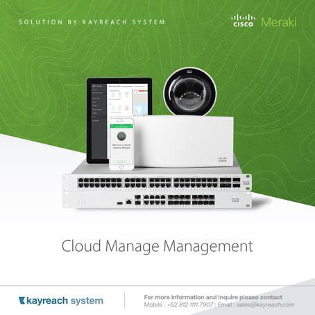 Cloud Manage Management