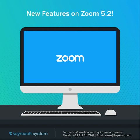 Filters, Reactions, Lighting & More! New Features on Zoom 5.2