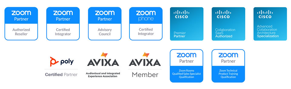 official zoom partner for zoom meetings