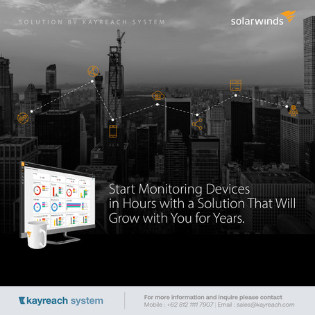Start Monitoring Devices in Hours with a Solution That Will Grow with You for Years.