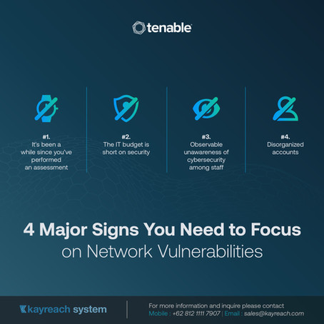 4 Major Signs You Need to Focus on Network Vulnerabilities