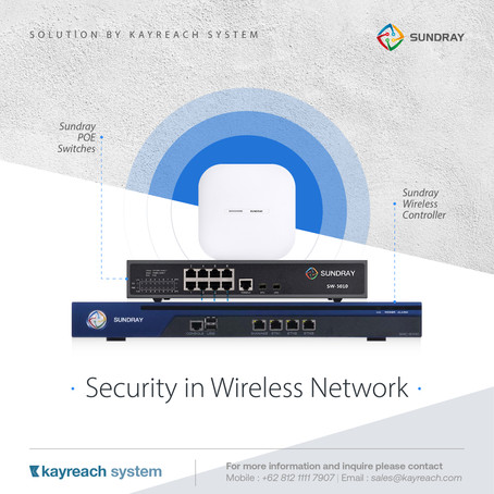 Security in Wireless Network