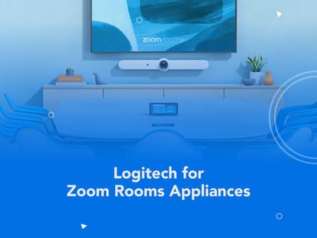 Logitech for Zoom Rooms Appliances