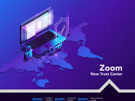 Zoom New Trust Center