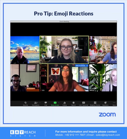 Zoom Pro Tips: 3 Ways to Liven Up Your Meetings