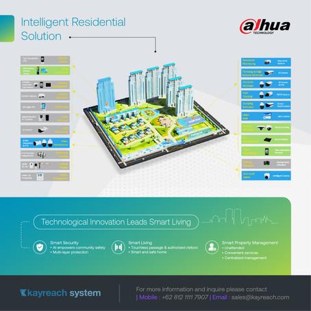DAHUA Intelligent Residential Solution