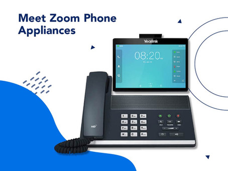 Meet Zoom Phone Appliances