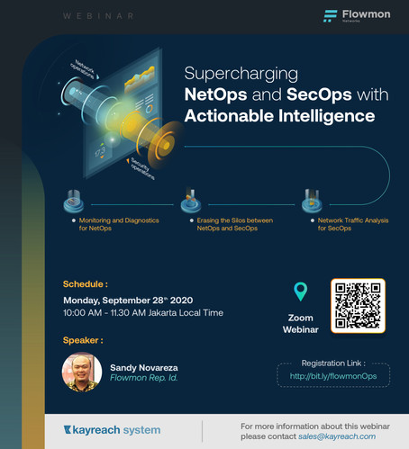 Kayreach Webinar Series | Supercharging NetOps and SecOps with Actionable Intelligence