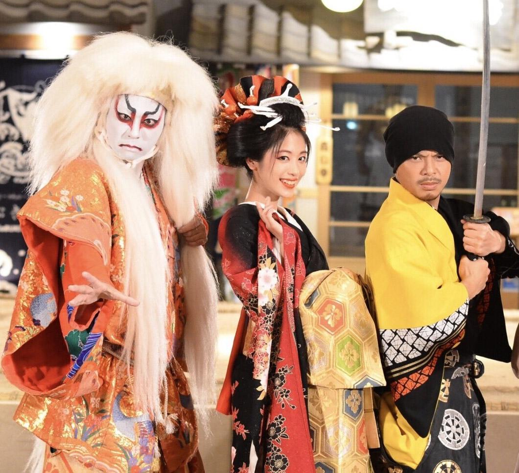 Tokyo Bon / 東京盆踊り2020の振付を担当