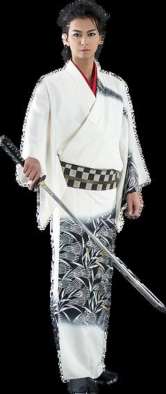 SAMURAI UKON TAKAFUJI