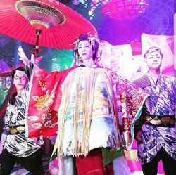 Kawaii Oiran Night New year special