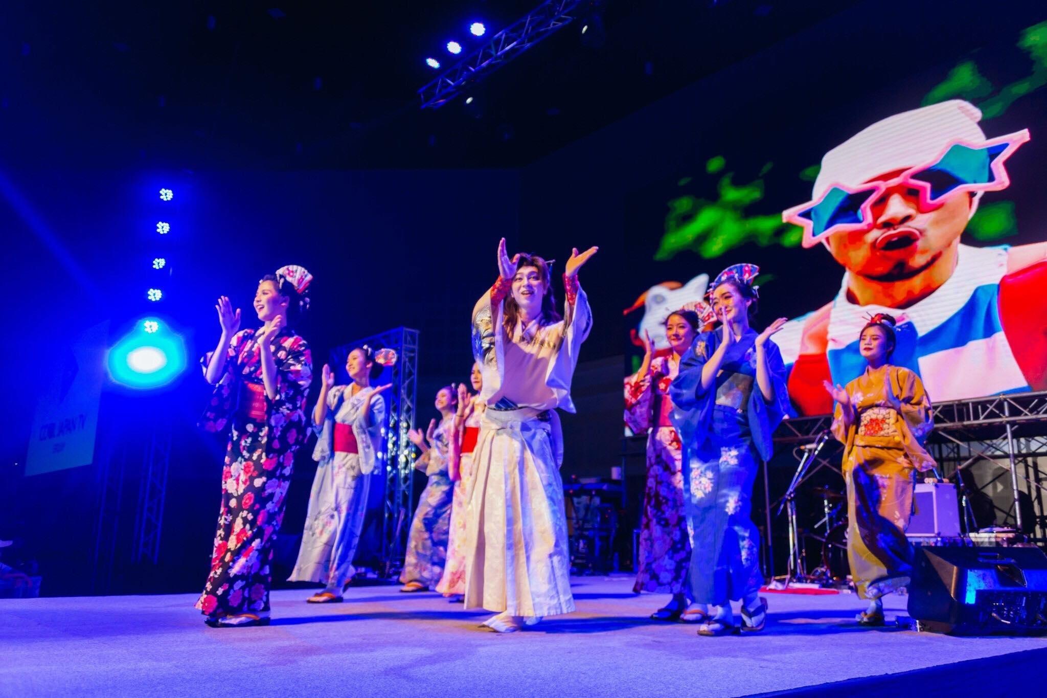 KAZE MATSURI CARNIVAL 2018 出演
