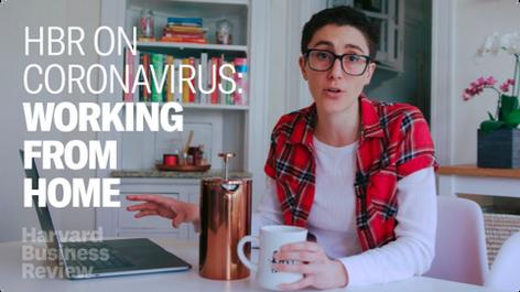 YouTube - Coronavirus working from home.