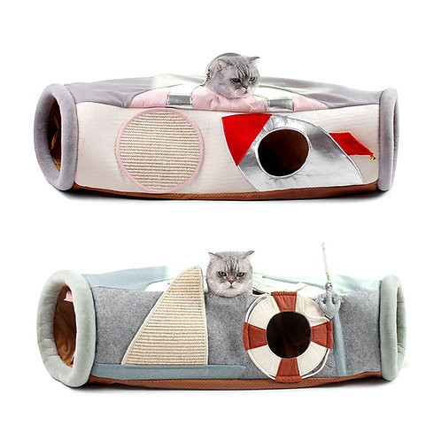 Pet Cats Tunnel