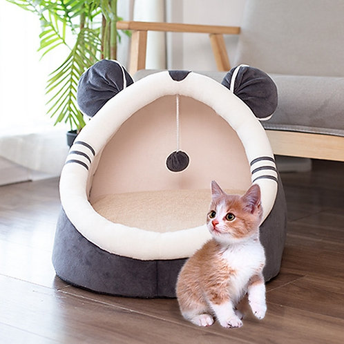 Cat tent With Removable Cushion