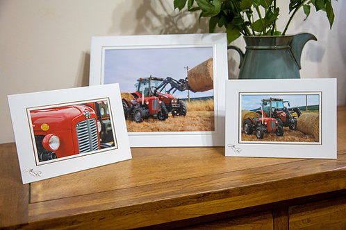 Mounted Print Package