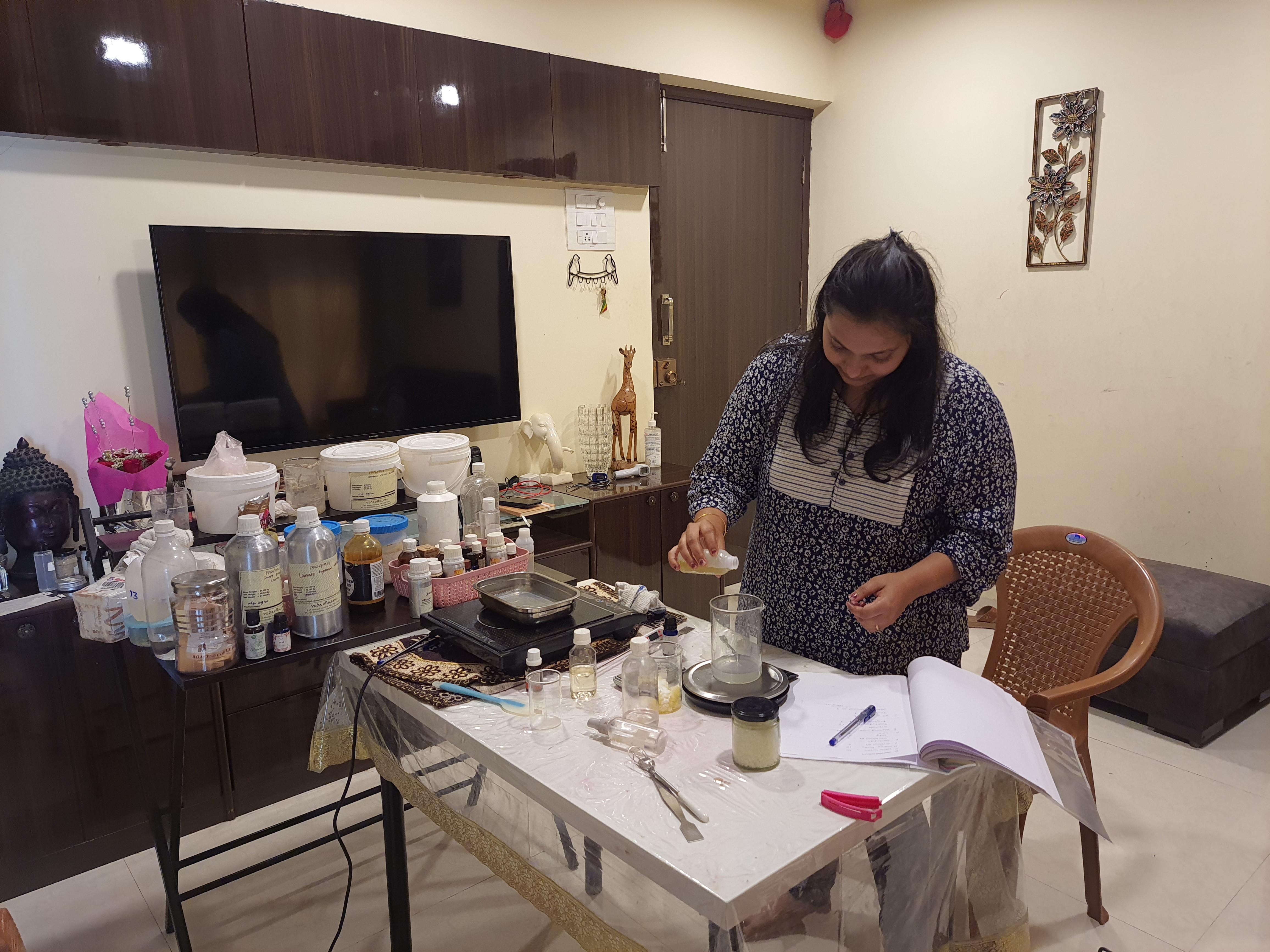 Natural Skincare making Workshop