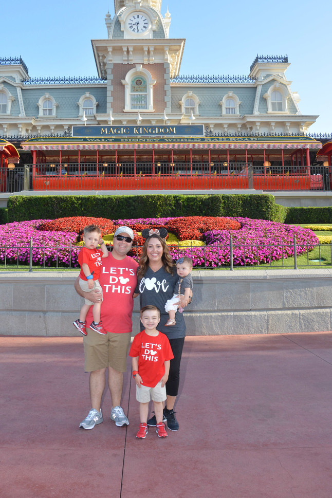Disney World Recap