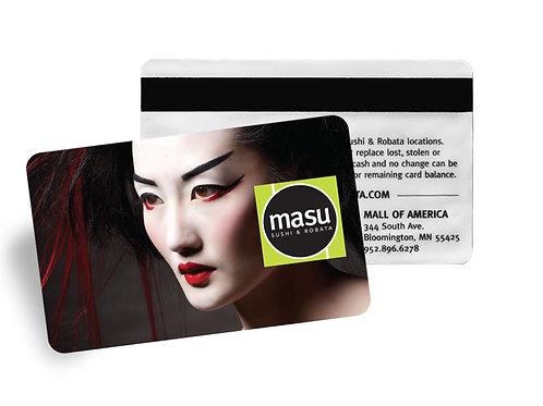 Masu and The Nomu Room Gift Card - $75