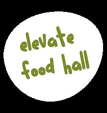 elevate food hall