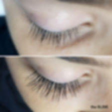 the BLINK eyelash extensions Intrigue Salon Dyer Indiana