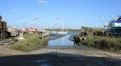 Northshore slipway