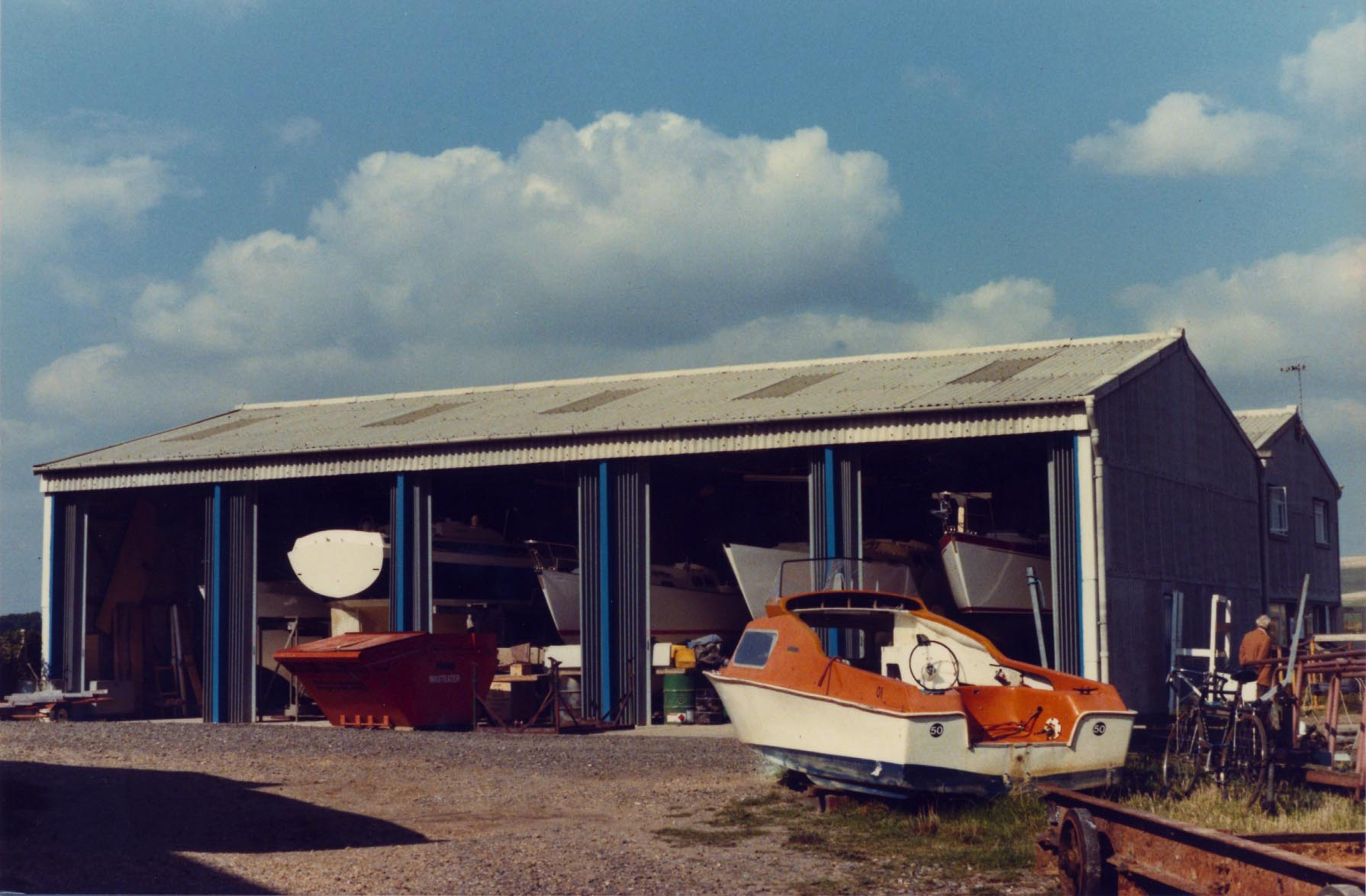 The Pheon Yachts Ltd Factory