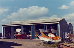 The Pheon Yachts Ltd Factory