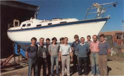The Pheon Yachts Workforce