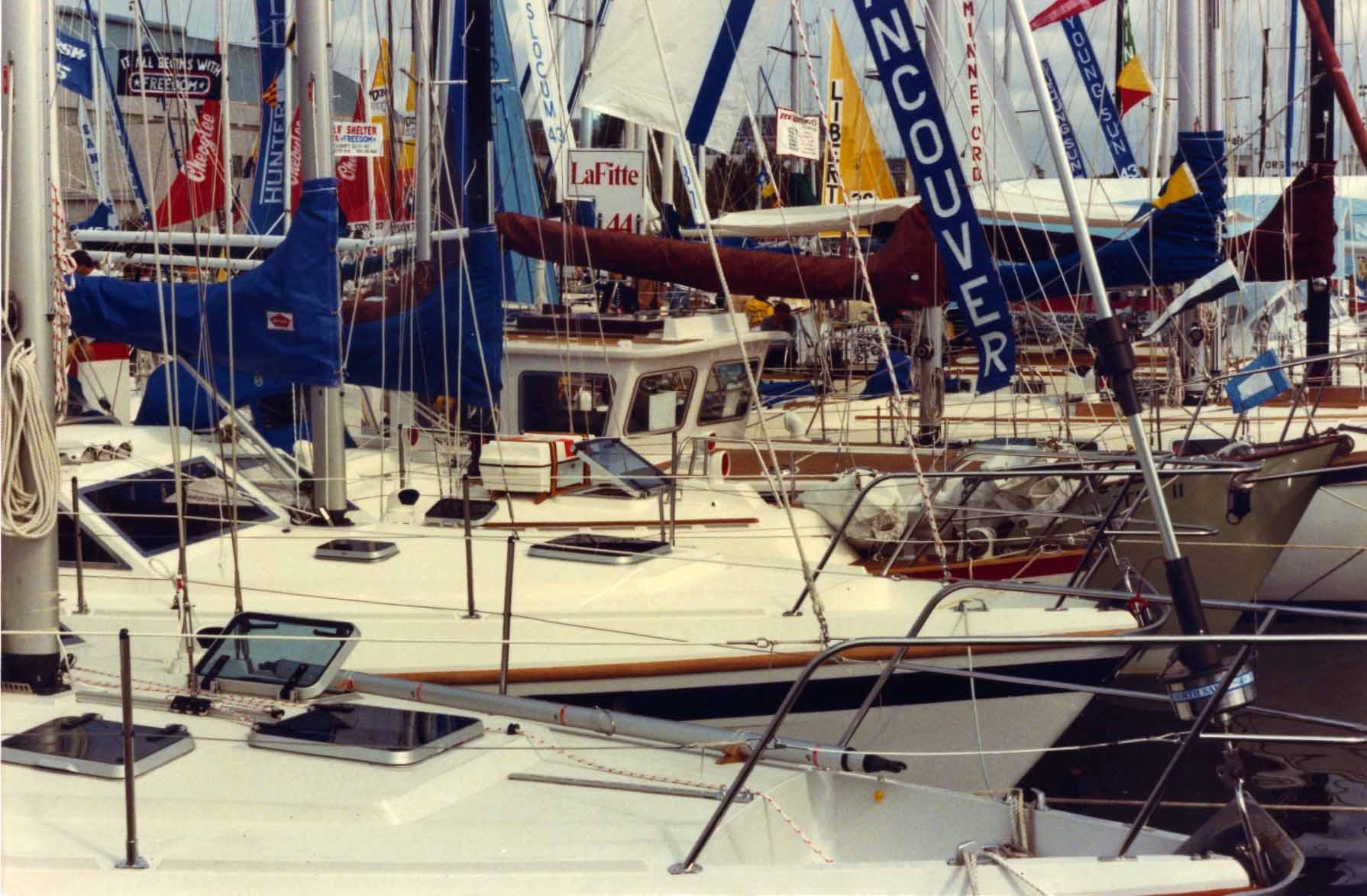 Annapolis Boatshow
