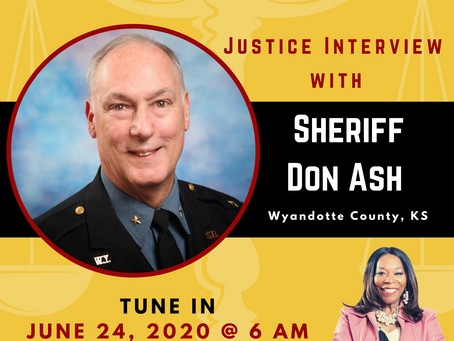 Justice Interview with Sheriff Don Ash