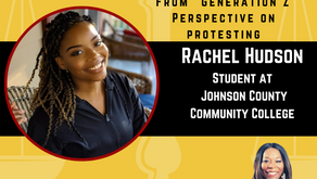 """Interview with Rachel Hudson from Generation """"Z"""" on Black Lives Matter."""