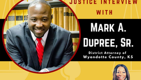 Justice Interview with DA Mark Dupree