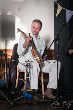 Jiggerty - Mike (banjo/mandolin)
