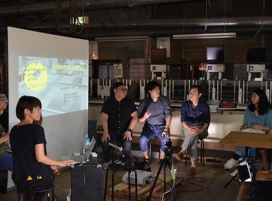 『art node TALK』タイのアートスタジオの現在