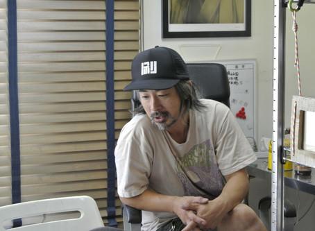 【ゲスト講習】古川貴司のシルクスクリーン講座