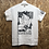 Thumbnail: analog × Hideyuki Katsumata 『MOLECULE UNITED』T-shirts    M size